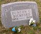 Duncon C Bickford
