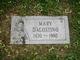 Mary D'Agostino
