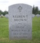 Reuben T Brown