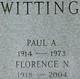Florence <I>Neary</I> Witting