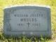 "William Joseph ""Joe"" Moulds"