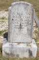Profile photo:  Alfred Malon Baucom