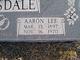 Profile photo:  Aaron Lee Ragsdale