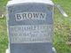 Letticia BROWN