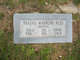 Profile photo:  Dealva Maurine <I>Higginbotham</I> Reid