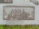 Ann L. <I>Baker</I> Banks