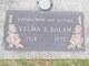 Profile photo:  Velma E Balam