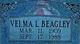 Velma L. Beagley