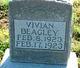 Vivian Beagley