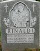 Dominic j Rinaldi