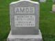 Profile photo:  Della May <I>McKinney</I> Amos