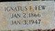 Ignatius F. Few