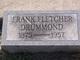 Profile photo:  Frank Fletcher Drummond