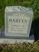 Profile photo:  Adam F. Barley, Sr