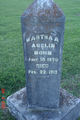 Profile photo:  Martha Ann <I>Webb</I> Anglin
