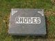 Profile photo:  Rhodes