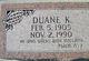 Duane K. Adams