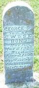 George D Bond
