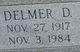 Profile photo:  Delmer D. Bowling