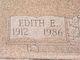 Edith Elizabeth <I>Repp</I> Cattin