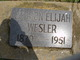 Judson Elijah Wesler