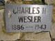 Charles Harry Wesler