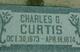 Charles G Curtis