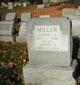 Minnie A <I>Ross</I> Miller