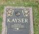 Profile photo:  Hugh F Kayser