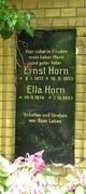 Ernst Horn