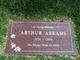 Profile photo:  Arthur Abrams