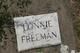 Lonnie Oscar Freeman