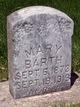 Mary <I>Hubbert</I> Barth