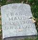 Frank Maus