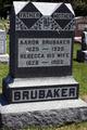 Rebecca <I>Lowman</I> Brubaker