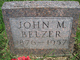 John McColaster Belzer