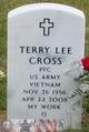 PFC Terry Lee Cross