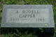Profile photo:  A. Rodell Capper