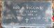 Bob B Wiggins