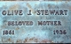 Olive Jane <I>Finley</I> Stewart