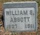 Profile photo:  William S Abbott