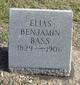 Elias Benjamin Bass