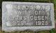 Huldah A. <I>Johnson</I> Olsen