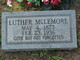 Luther McLemore