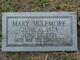 Mary <I>White</I> McLemore