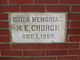 Union Wesley United Methodist Church Cemetery