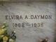Profile photo:  Elvira A <I>Coomer</I> Daymon
