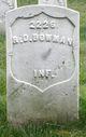 "Profile photo:  Rice Duncan ""R.D."" Bowman"
