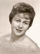 Profile photo:  Carol Jean <I>Borget</I> Loveless