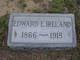Profile photo:  Edward E. Ireland